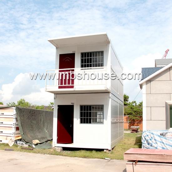 Pemasangan Dua Lantai Mudah Pasang Siap Pasang Rumah Bekas Lipat